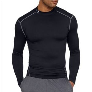 Under Armour Fitted ColdGear Compression Top